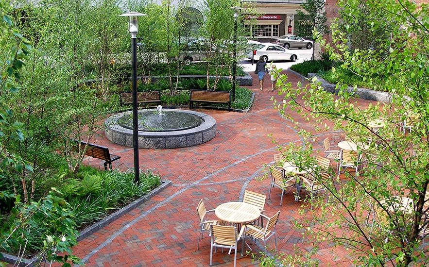 George Garvin Brown Garden | Shadley Associates