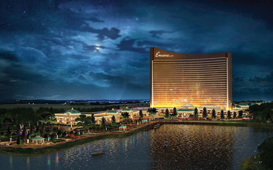 Encore Boston Harbor Shadley Associates
